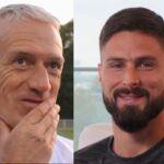 """Olivier Giroud trop prétentieux ? La petite remarque de Didier Deschamps : """"Je ne vais pas dire qu'il se la raconte, mais bon..."""" (VIDEO)"""