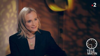 """Diane Kruger estime que sa beauté lui a """"joué des tours"""" pour certains rôles au cinéma (VIDEO)"""