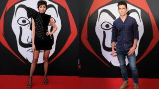 Ursula Corberó, Jaime Lorente… Les stars de La Casa de Papel font le show à Paris pour la saison 3 (PHOTOS)