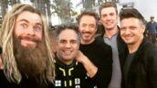 Chris Hemsworth, Robert Downey Jr… Voici à quoi ressembleraient les Avengers s'ils étaient de vieux papys (PHOTOS)