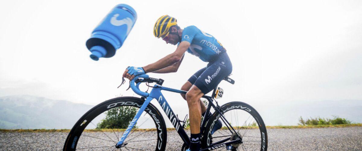 Tour de France 2019 : comment s'hydratent les coureurs en pleine canicule sur la route ?
