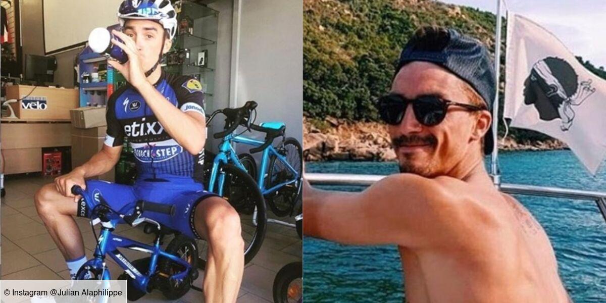 Tour De France 2019 Sa Famille Ses Moments De Detente Son Corps D Athlete Julian Alaphilippe Montre Tout Sur Instagram Photos