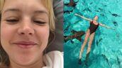 Instagram : Angèle se dévoile sans maquillage, Thylane Blondeau nage avec des requins... (PHOTOS)