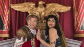 """Péplum (M6) : pour Jonathan Lambert (Maximus) et Nadia Roz (Cléopâtre), """"jouer ces idiots magnifiques est jubilatoire"""""""