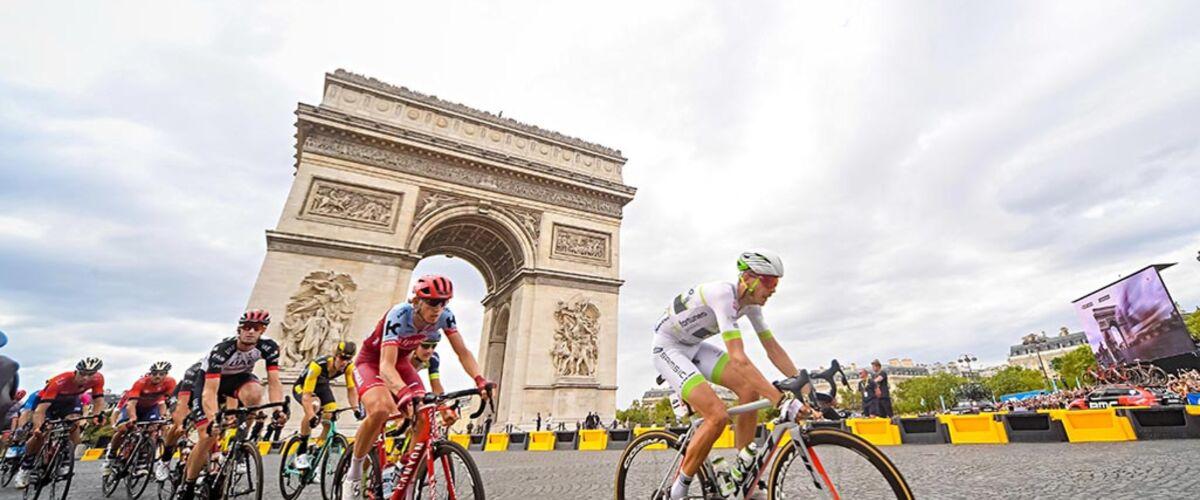 Tour de France 2019 : pourquoi l'arrivée de la Grande Boucle est systématiquement sur les Champs-Elysées ?