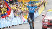 Tour de France 2019 : Le mystère de la tache rouge sur le maillot de Nairo Quintana résolu ?