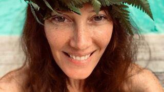 Sublime, Mareva Galanter pose en bikini durant ses vacances en Polynésie ! (PHOTO)