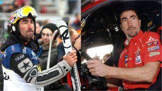 Antoine Griezmann, Michael Schumacher, Luc Alphand, Alain Boghossian... Ces champions adeptes d'un autre sport (PHOTOS)