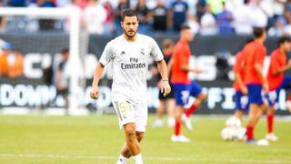 Cette photo en dit long sur les kilos superflus d'Eden Hazard et ça ne plaît pas au Real Madrid (PHOTO)
