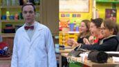 Si Sheldon Cooper (The Big Bang Theory) donnait un cours aux enfants d'Au tableau sur C8... Notre mashup (VIDEO)