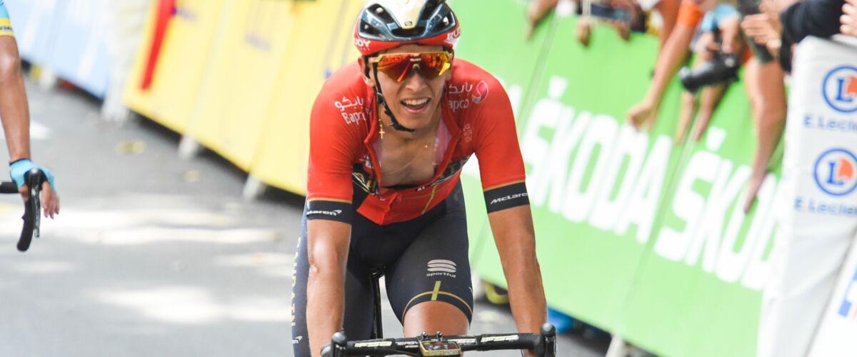 Cyclisme : la blessure surréaliste d'un coureur qui a brillé sur le Tour de France (PHOTO)
