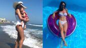 Eva Longoria, Lea Michele, Fabienne Carat… Les stars de séries profitent à fond de l'été (PHOTOS)