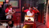 Jeremstar terrorisé lors d'une épreuve de Fort Boyard : Candice Pascal, Elsa Esnoult et Olivier Minne hilares (VIDEO)