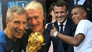 Nagui, Pascal Obispo, Emmanuel Macron... quelles équipes de football supportent stars et personnalités ? (PHOTOS)