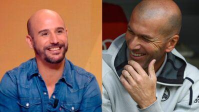 """Zinédine Zidane : sa rencontre TRÈS gênante avec Cartman dans un vestiaire, """"ça a mis un petit malaise..."""" (VIDEO)"""