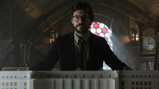 La Casa de Papel, saison 4 : Álvaro Morte (le Professeur) fête son dernier jour de tournage ! (PHOTOS)