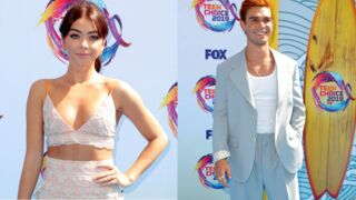 Sarah Hyland, K.J. Apa, Tori Spelling… Les stars font le show aux Teen Choice Awards (PHOTOS)