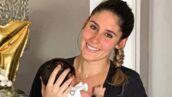 Jesta dévoile sa silhouette et évoque sa perte de poids après la naissance de son fils (PHOTOS)