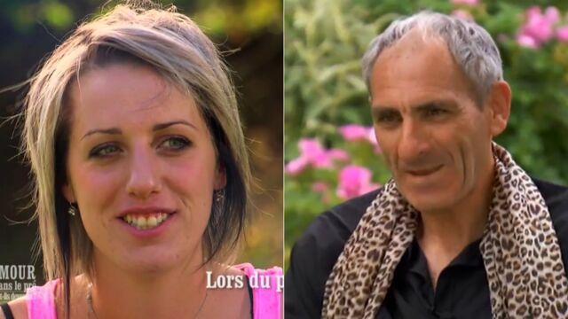 L'Amour est dans le pré 2015 : coquin de sort, Claire a reçu la visite de Thierry ! (VIDEO)