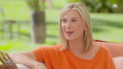"""""""On ne sortait plus"""" : Michèle Laroque raconte les débuts de son couple avec François Baroin (VIDEO)"""
