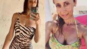 Instagram : Shy'm d'humeur sauvage, selfie en bikini pour Lara Fabian... (PHOTOS)