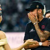 Neymar a quitté Paris ce lundi... pour assister à un concert au Portugal (PHOTOS)