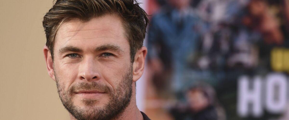 Pour ses 36 ans, Chris Hemsworth reçoit un étonnant cadeau d'Elsa Pataky ! (PHOTO)