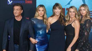 Sylvester Stallone et Jamie Foxx : fiers, les acteurs posent avec leurs sublimes filles (PHOTOS)