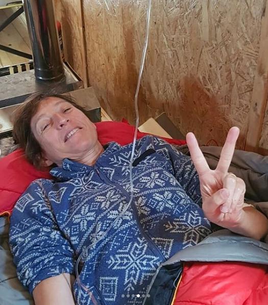 Koh-Lanta : Maud, la gagnante de La guerre des chefs, mal en point après l'ascension d'une montagne russe (PHOTO)