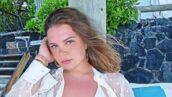 Camille Gottlieb joue les séductrices en bikini jaune fluo ! (PHOTO)