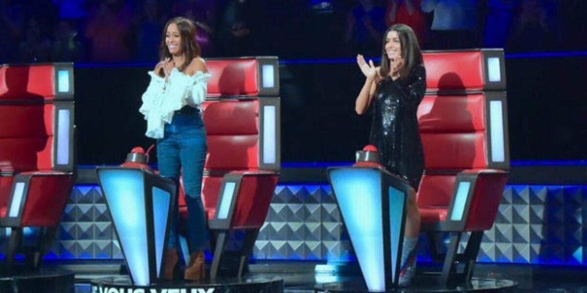 The Voice Kids E2 80 9d Jenifer Patrick Fiori Soprano Amel The Voice Kids Entre Jenifer Et Amel Bent C Est Deja La