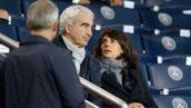 """Après sa demande en mariage """"inappropriée"""", Raymond Domenech a subi les foudres d'Estelle Denis"""