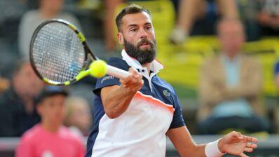 Tennis : qualifié pour la finale, Benoît Paire s'éclate à Winston-Salem !