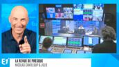 """Nicolas Canteloup tacle Europe 1 pour sa rentrée : """"On dirait une grille d'été"""" (VIDEO)"""