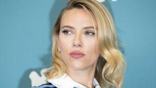 """Scarlett Johansson s'est inspirée de son divorce pour son nouveau film : """"J'ai juste fondu en larmes"""""""