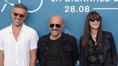 Vincent Cassel et Monica Bellucci : les ex réunis à la Mostra de Venise