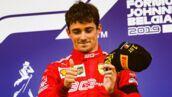 Formule 1 : après sa victoire, Charles Leclerc publie une émouvante photo hommage de Anthoine Hubert, son ami décédé