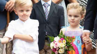 Monaco : Gabriella et Jacques absolument adorables au pique-nique de la principauté (PHOTOS)
