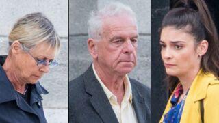 Mort d'Ariane : son ex Rémy, sa fille Eléonore Sarrazin, Dorothée, Jacky et Bernard Minet très affectés à ses obsèques