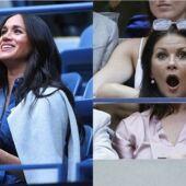 Meghan Markle, Catherine Zeta-Jones, Bob Sinclar, Cara Delevingne... les finales de l'US Open ont attiré du beau monde (PHOTOS)