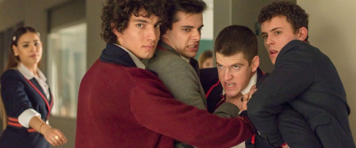 Elite (Netflix) : les créateurs révèlent avoir changé la fin de la saison 1 à mi-parcours