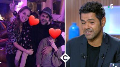 Jamel Debbouze se confie comme rarement sur ses enfants et Melissa Theuriau dans C à vous (VIDEO)