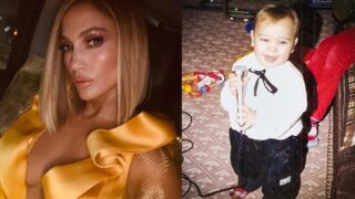 Instagram : Jennifer Lopez sublime en robe de soirée, Jeff Panacloc se dévoile enfant... (PHOTOS)