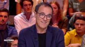 Thierry Beccaro célèbre un drôle d'anniversaire sur le plateau de Quotidien