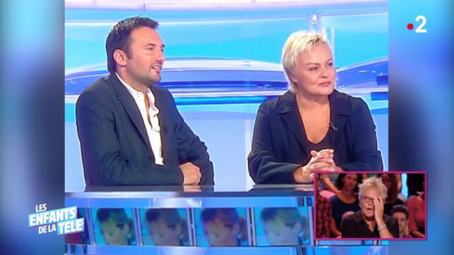 Muriel Robin très choquée par d'anciennes images d'elle dans Les enfants de la télé