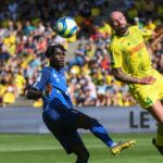 Ligue 1 : Nantes s'impose face à Reims et monte sur le podium !