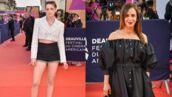 Kristen Stewart en mini-short, Alice Belaïdi sublime : la clôture du Festival de Deauville en photos
