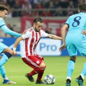 Ligue des champions : Mathieu Valbuena sauve l'Olympiakos face à Tottenham !