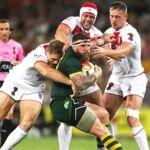 Coupe du monde de rugby 2019 : pourquoi le port du casque n'est pas obligatoire ? (VIDEO)