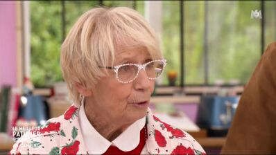 """""""Elle n'est pas encore au cimetière celle-là ?"""" : Mercotte du Meilleur pâtissier raconte les dures insultes qu'elle reçoit !"""